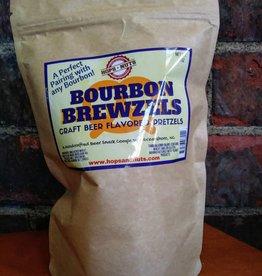 Hops and Nuts Pretzels (Bourbon Brewzels)