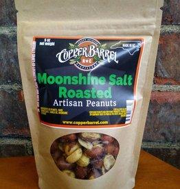 Copper Barrel Distillery Peanuts (Moonshine Salt Roasted)