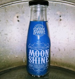 Copper Barrel Provisions Moonshine Candle [Blueberry]