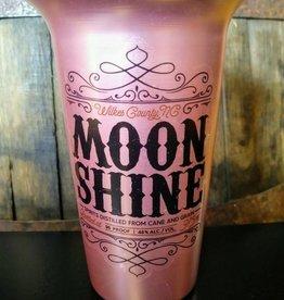 """Copper Barrel Provisions Vintage Aluminum """"Moonshine"""" tumbler"""