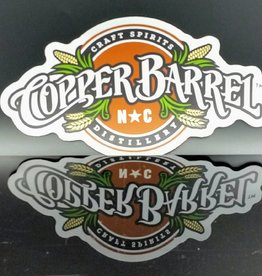 "CBD Full Color Vinyl Car Sticker [12"" x6.5""]"