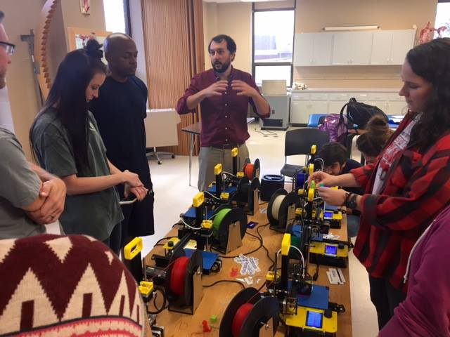 3D Printing in the Classroom - NWA3D