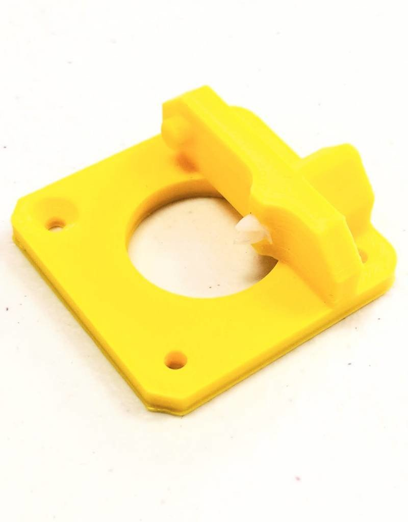 NWA3D Flexible Filament Extruder Upgrade Bracket for NWA3D A5 or A31