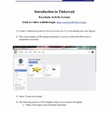 Introduction to Tinkercad for 3D Printing (Download in Description)