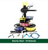 NWA3D Starter Deal - 10 Schools