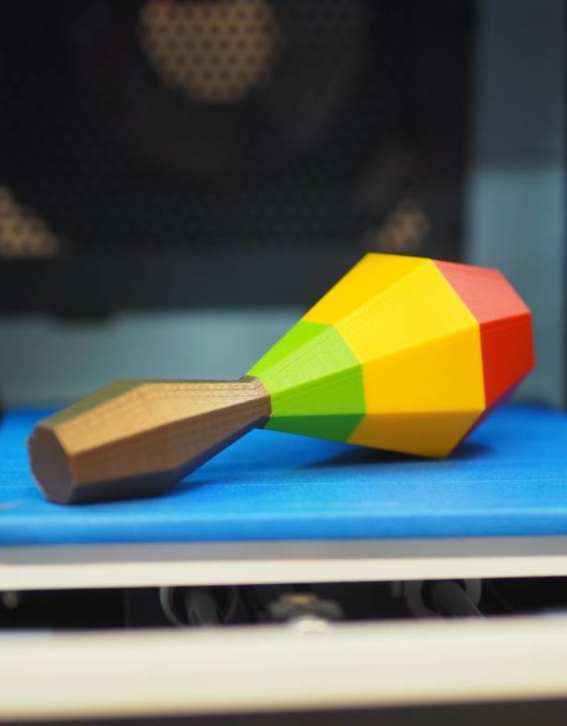 PrintLab Classroom: Make your own Maracas!