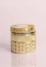 Capri Blue Gilded Faceted Candle - 11 oz