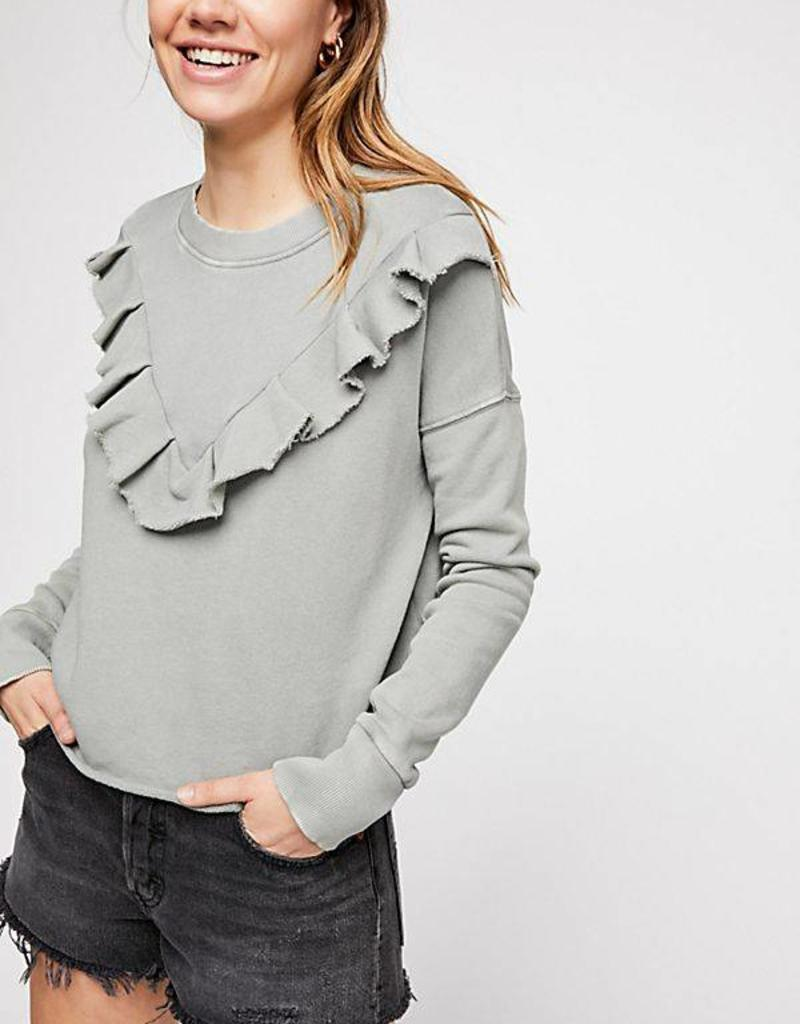 Label free people ooh la ruffle pullover label free people ooh la ruffle pullover publicscrutiny