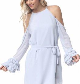 Emory Triple Ruffle Dress
