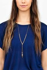Gorjana Leguna Large Adjustable Necklace
