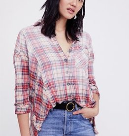 Free People Juniper Ridge Buttondown