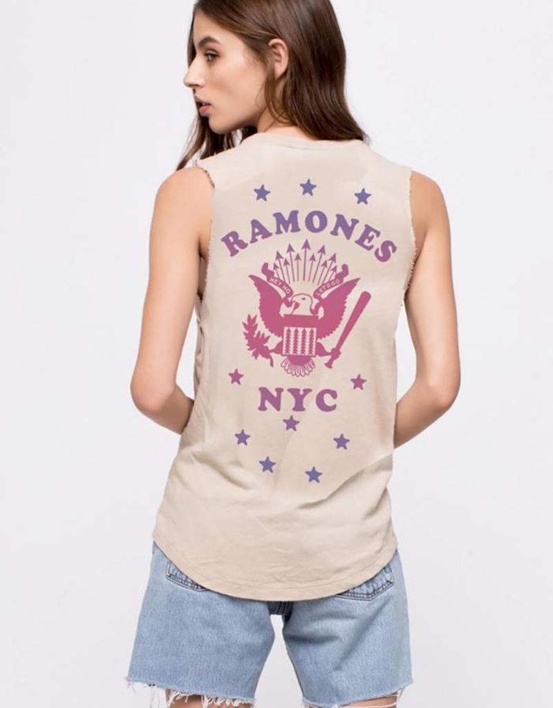 Daydreamer Ramones California Dream Muscle Tank