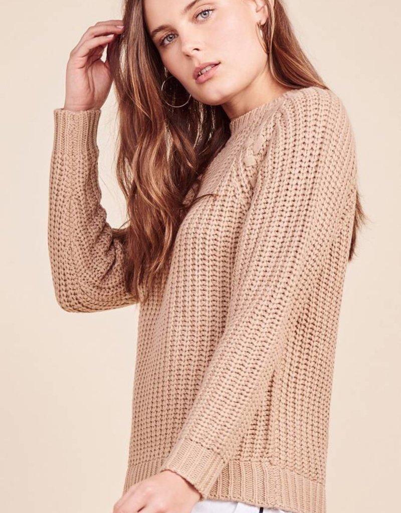 BB Dakota Consider It Done Sweater