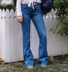 7 For All Mankind Ali Flare - Hart