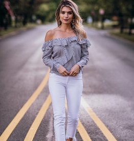 Cupcakes & Cashmere Jessilyn Top