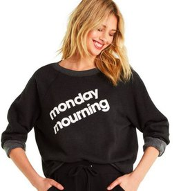 Wildfox Monday Mourning Sommers Sweater