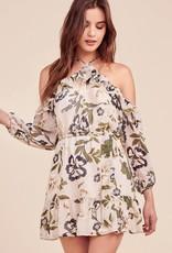 BB Dakota Call Me Maybe Printed Dress