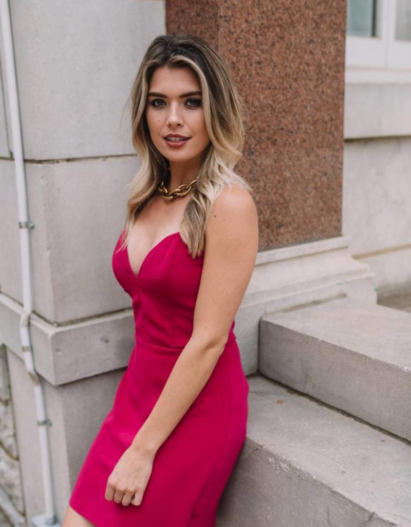 Amanda Uprichard Crash the Party Dress