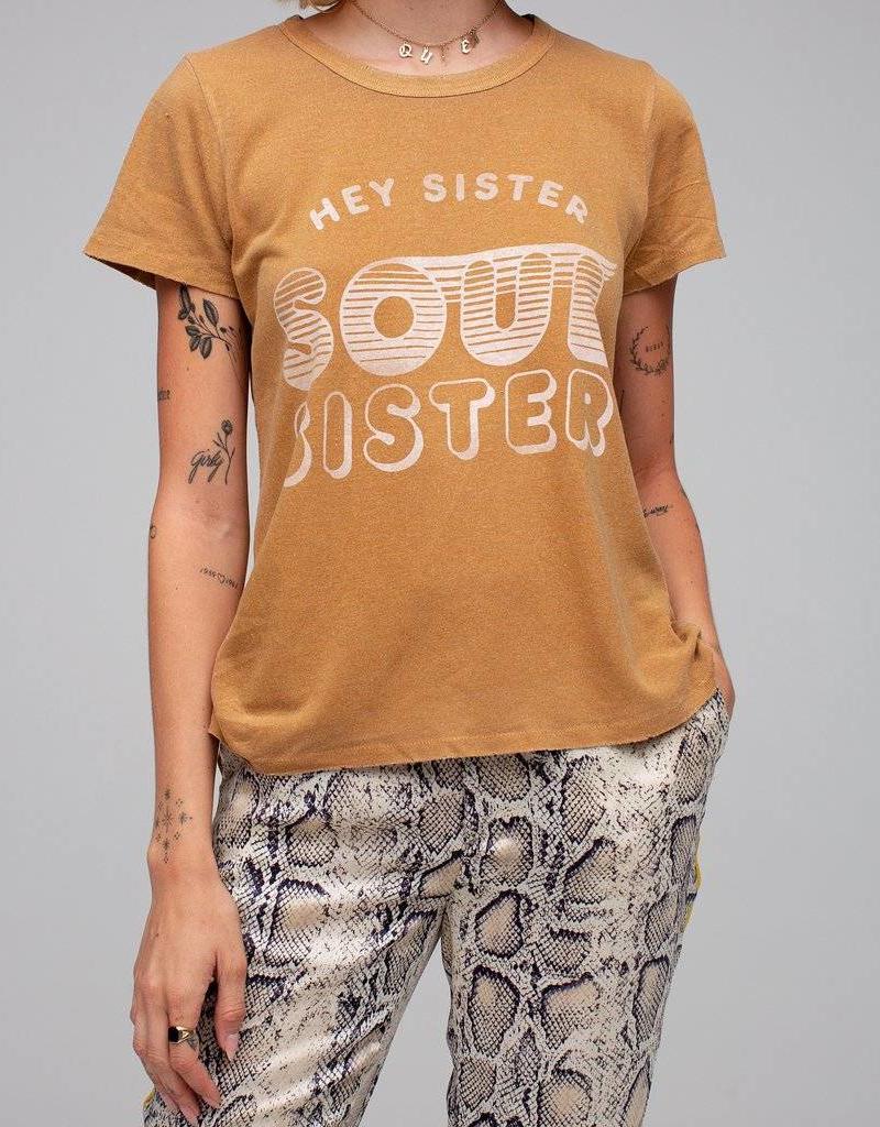 Junk Food Hey Soul Sister Tee
