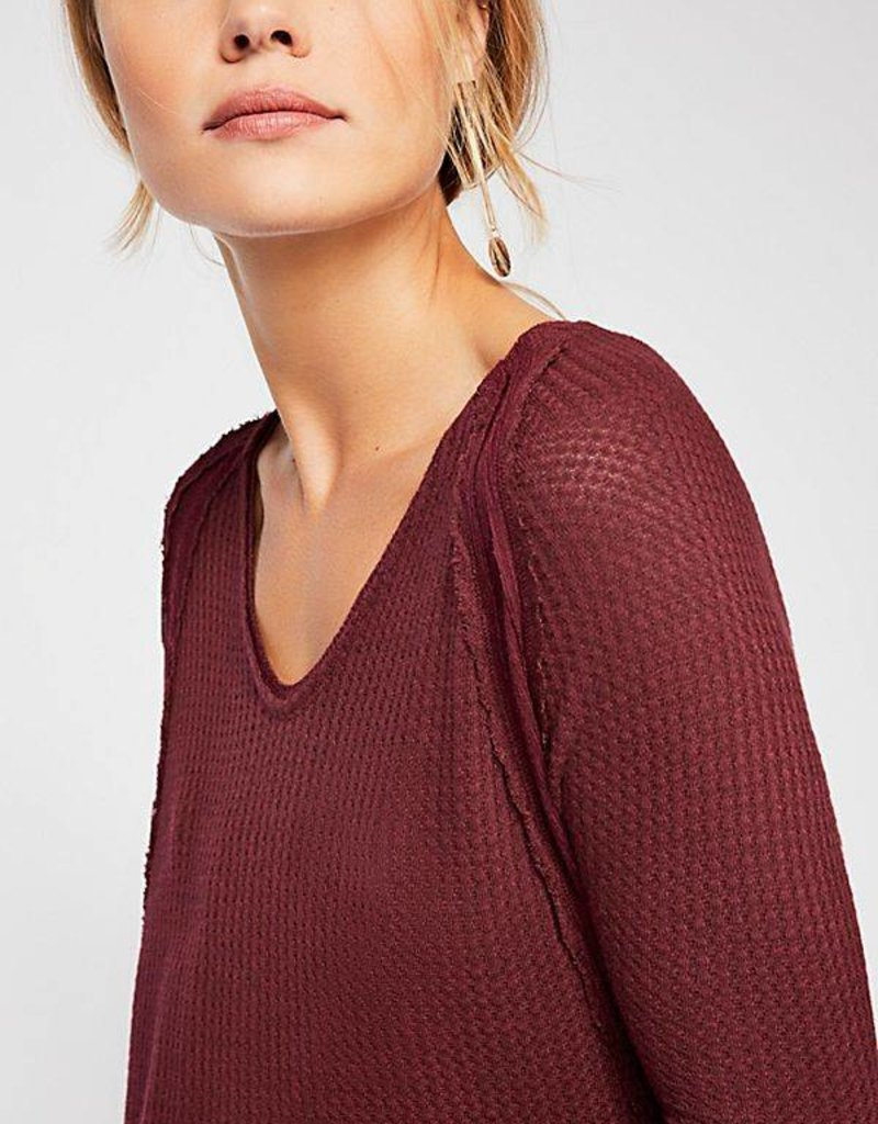 Free People Catalina Thermal Top