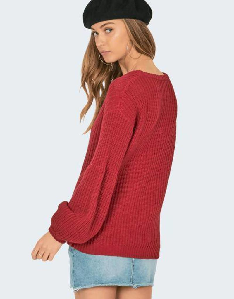 Amuse Society Rodas Sweater