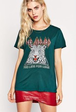 Daydreamer Def Leppard Too Late For Love Tee