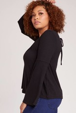Jack by BB Dakota Liberal Arts Flare Sleeve Top