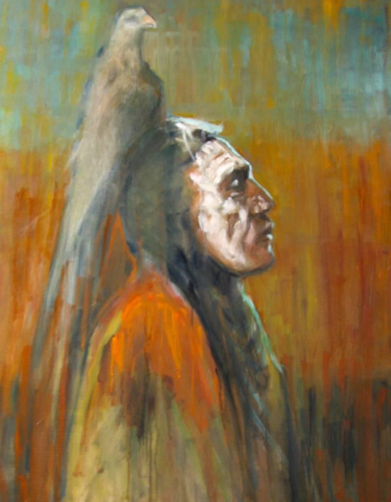 Deborah Harrington Shadow Hawk