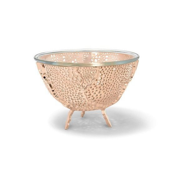 ROSE GOLD NUT BOWL
