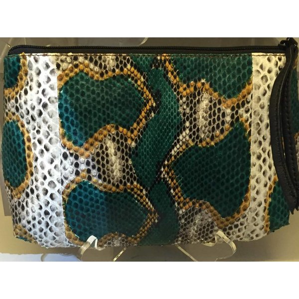 Green + Natural Pouch