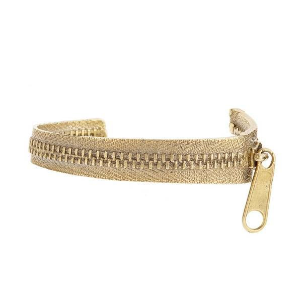 OPEN ZIPPER BANGLE