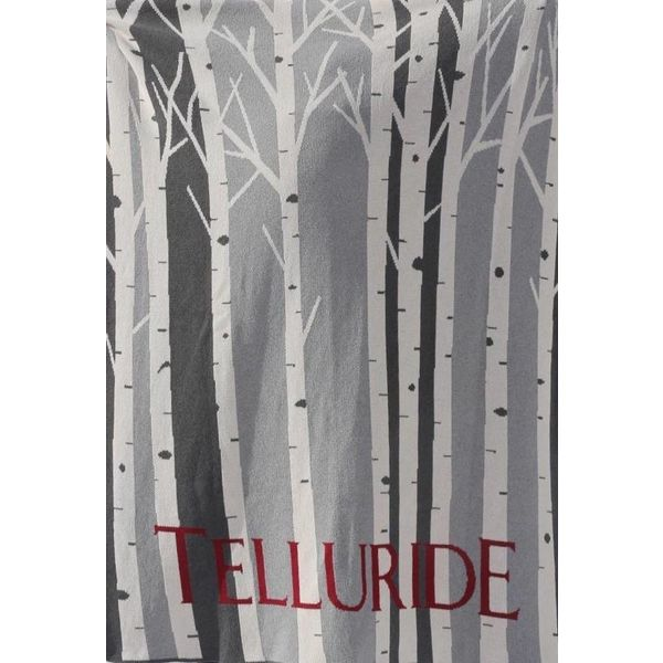 TELLURIDE + ASPENS ECO THROW