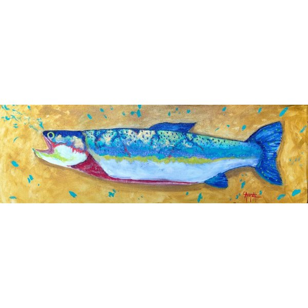 MOBY TROUT                                                          *Sold*
