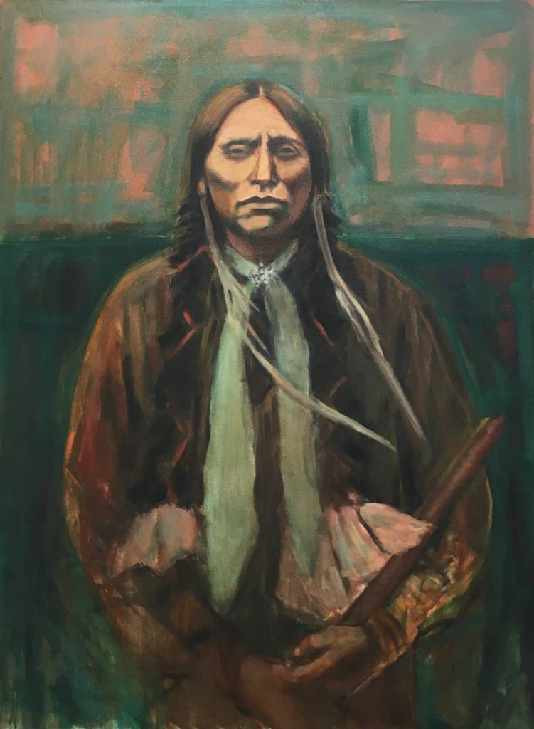 Deborah Harrington QUANAH PARKER
