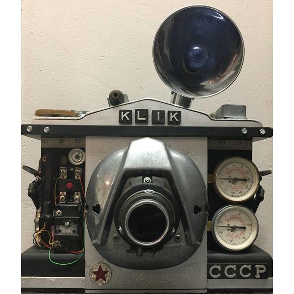 Cold War Camera