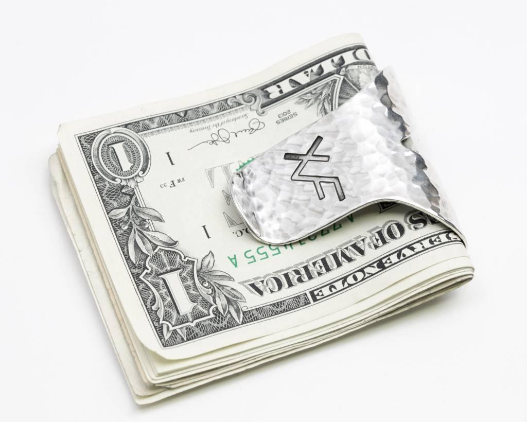 Medium Sterling Silver Money Clip