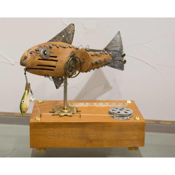 Scavenger Fish   *Sold*