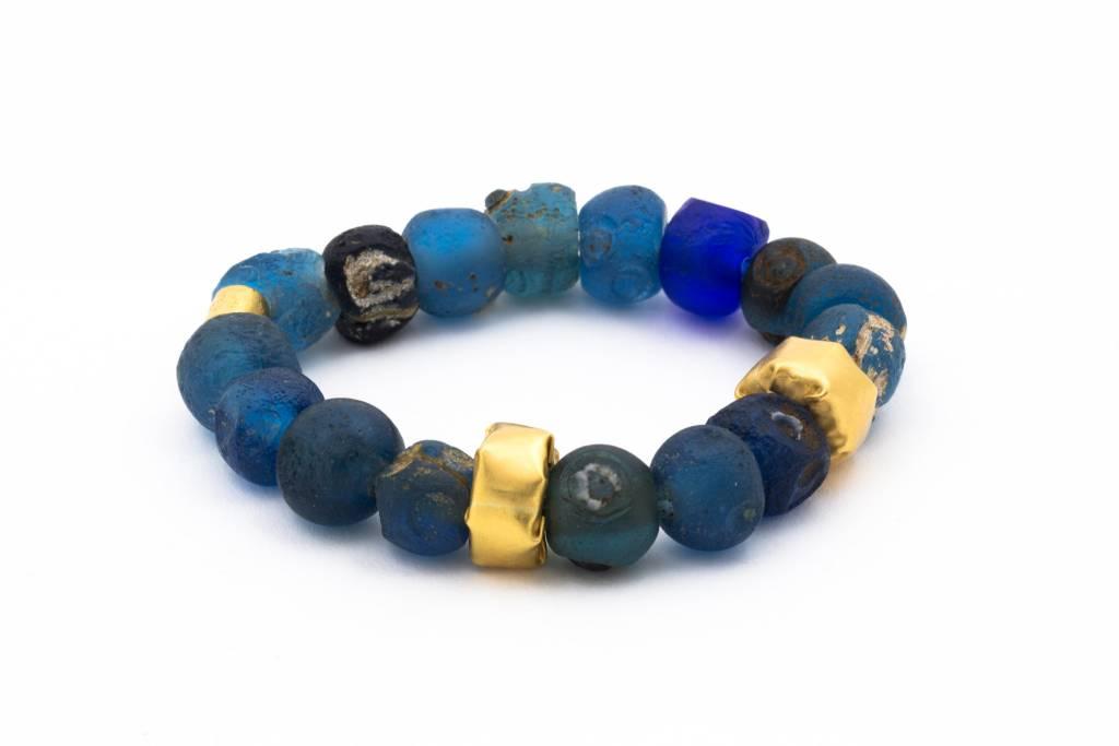 Eli Halili Roman Glass Bracelet