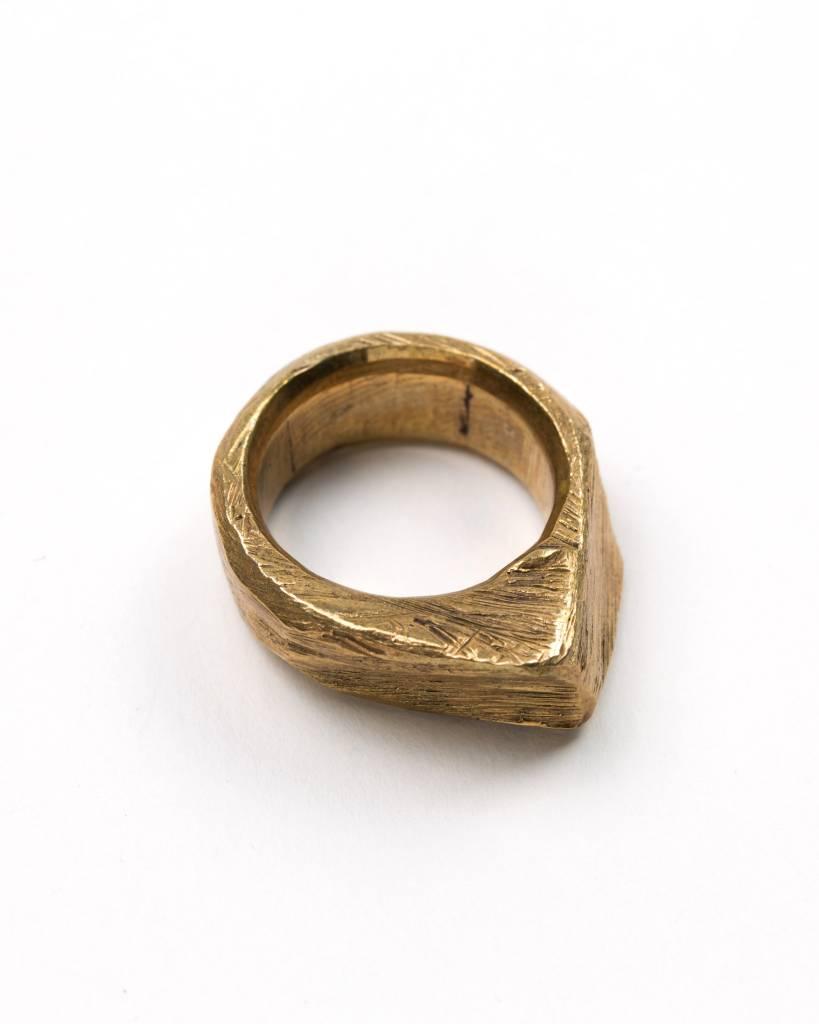 Bronze Stacking Rings