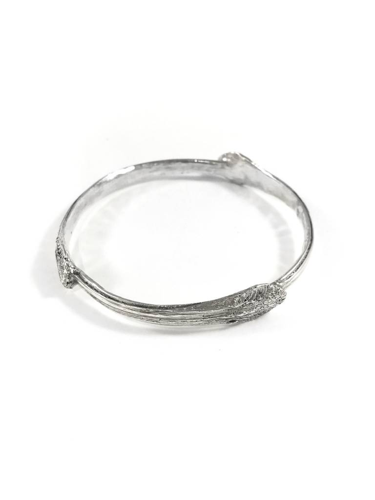 Sterling Silver 3 Barb Bracelet