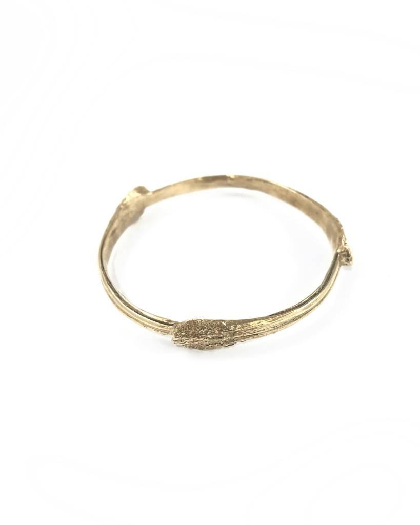 Bronze 3 Barb Bracelet