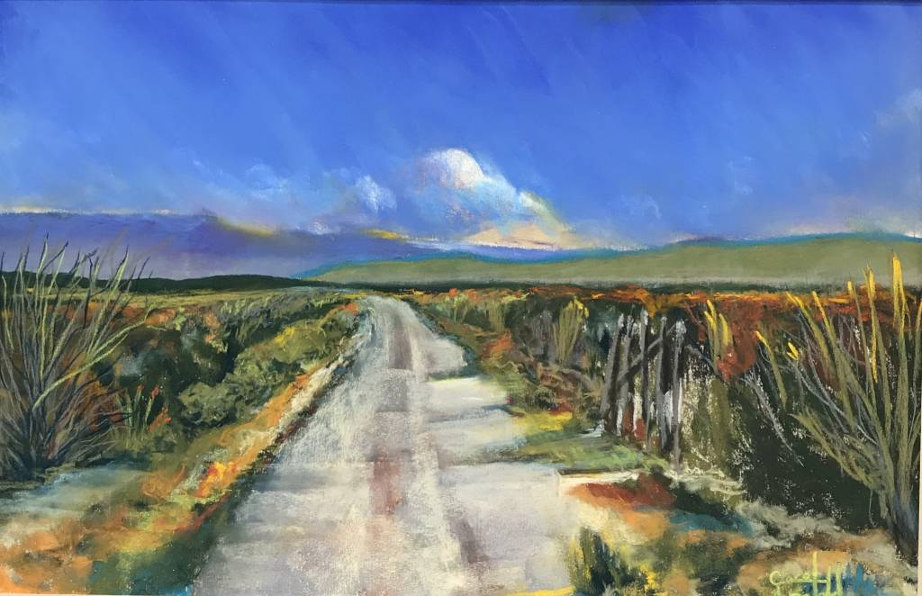 Carol Arnold West Texas Sky
