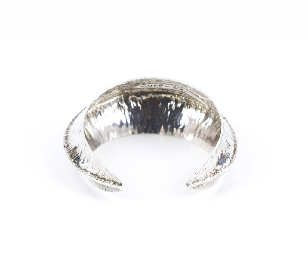 African Wave-Cuff bracelet