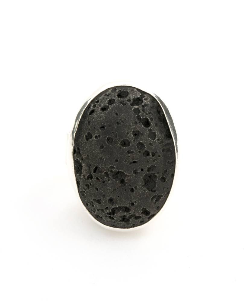 Crater - Large Stone Ring
