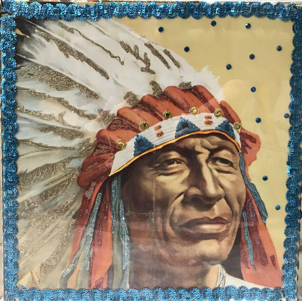 Mas Es Mejor Native American Table