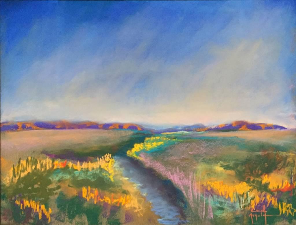 Carol Arnold The River