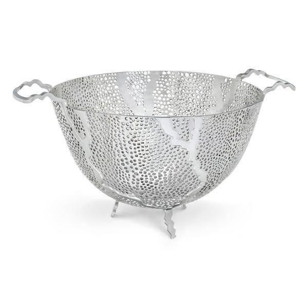 Espera Fruit Bowl - Silver