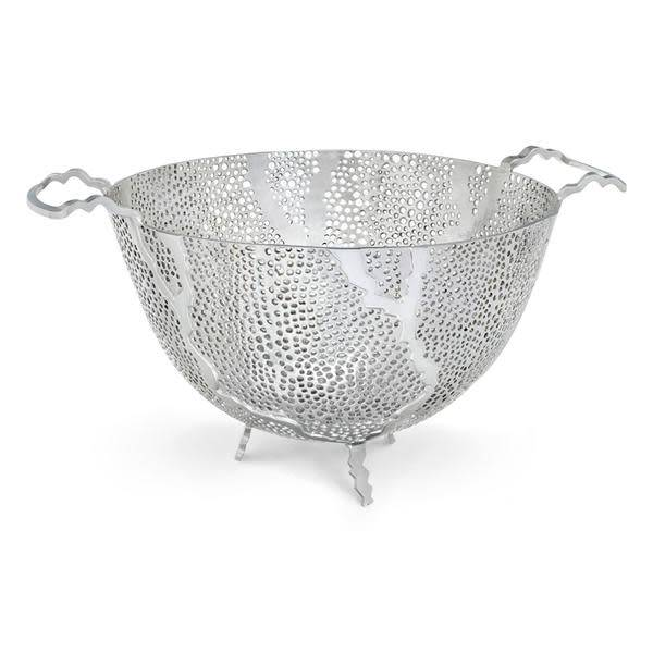 Espera Fruit Bowl - Silver
