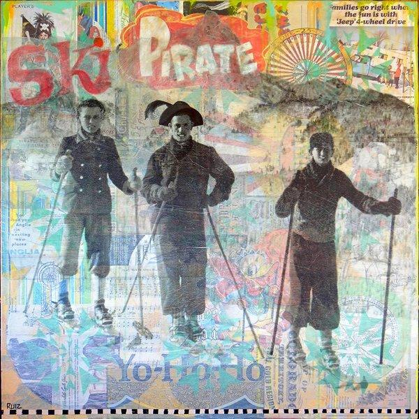 Ski Pirate