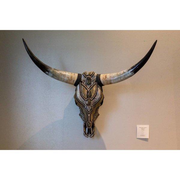 Python Skin Longhorn